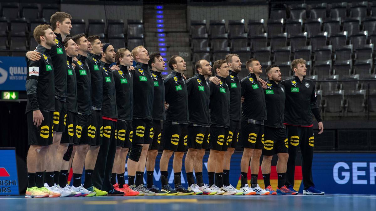 Das DHB-Team hat bei der EM 2022 eine machbare Gruppe erwischt