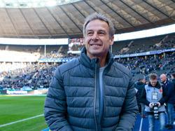 Seine letzte Trainerstation war bei Hertha: Jürgen Klinsmann