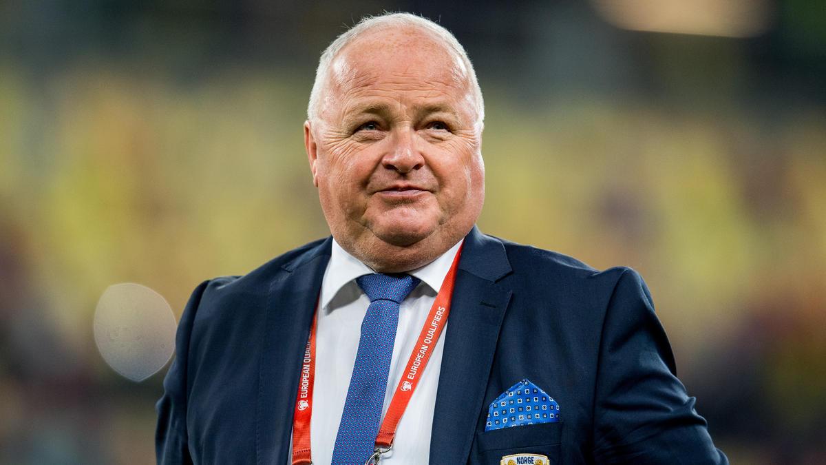 Terje Svendsen ist der Chef des norwegischen Verbandes
