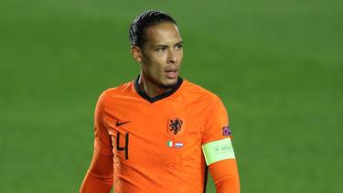 Kapitän van Dijk weist Gerüchte zurück