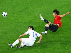 Russland ohne Chance beim 0:3 gegen Spanien