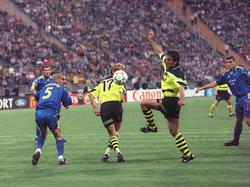CL-Finale 1997: Riedle trifft zum 1:0