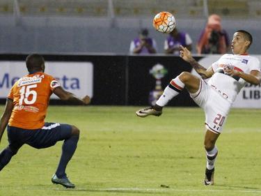 Los cariocas no fueron capaces de ganar pese a su supuesta superioridad. (Foto: Imago)