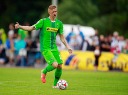 Marvin Schulz wurde bei Borussia Mönchengladbach in den Profikader befördert