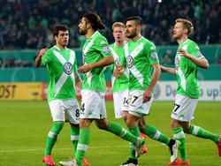 Der VfL ist auf gutem Weg ins Pokalfinale 2015