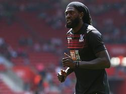 Emanuel Adebayor sucht immer noch einen neuen Verein