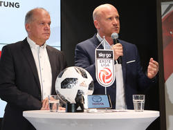 Gefördert wird die 16er-Liga mit 2,3 Millionen Euro