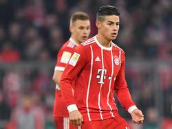 Bayern-Spielmacher James Rodríguez