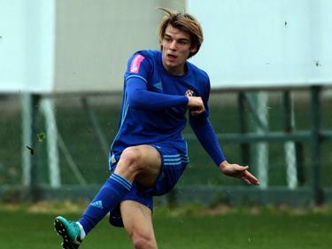 Borna Sosa steht angeblich vor einem Wechsel zum VfB Stuttgart