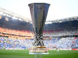 Imagen de la Copa de la Europa League en el estadio del Lyon. (Foto: Getty)