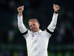 Kiel-Coach Markus Anfang und seine Schützlingen hoffen auf einen Sieg gegen Wolfsburg