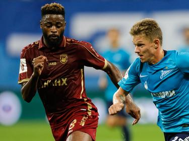 Alex Song (izq.) con el Rubin Kazan. (Foto: Getty)