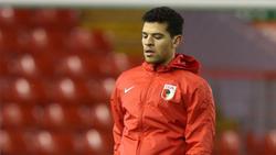 Shawn Parker verlässt den FC Augsburg