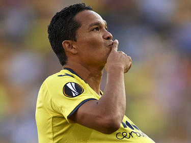 Bacca anotó el segundo tanto del 'Submarino Amarillo'. (Foto: Getty)