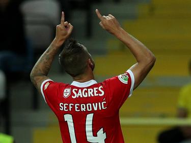 Seferovic le marcó a Casillas para dar la victoria al Benfica. (Foto: Getty)