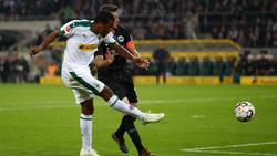 Mit Alassane Pléa landete Borussia Mönchengladbach einen echten Coup