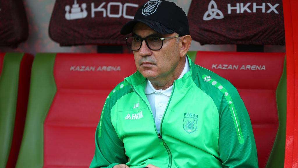 Die UEFA schließt Rubin Kasan vorerst vom Europacup aus