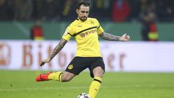 Paco Alcácer kann gegen den 1. FC Nürnberg wieder auflaufen