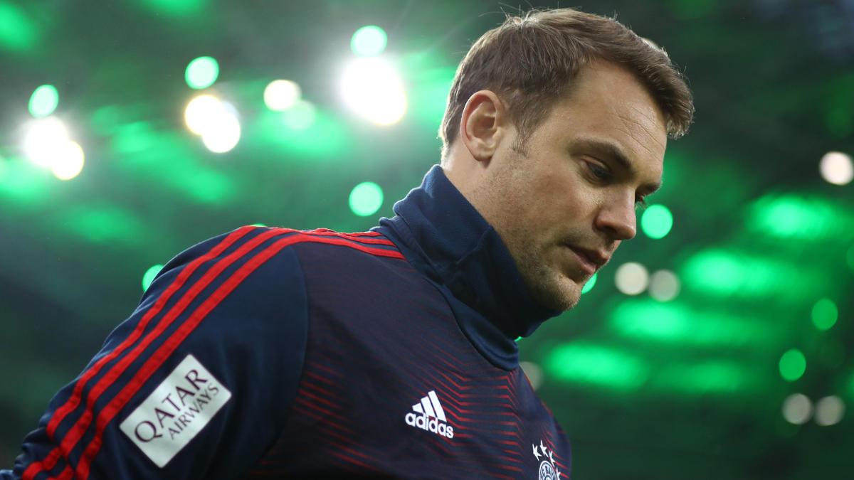Manuel Neuer wird dem FC Bayern wohl auch im Pokal fehlen