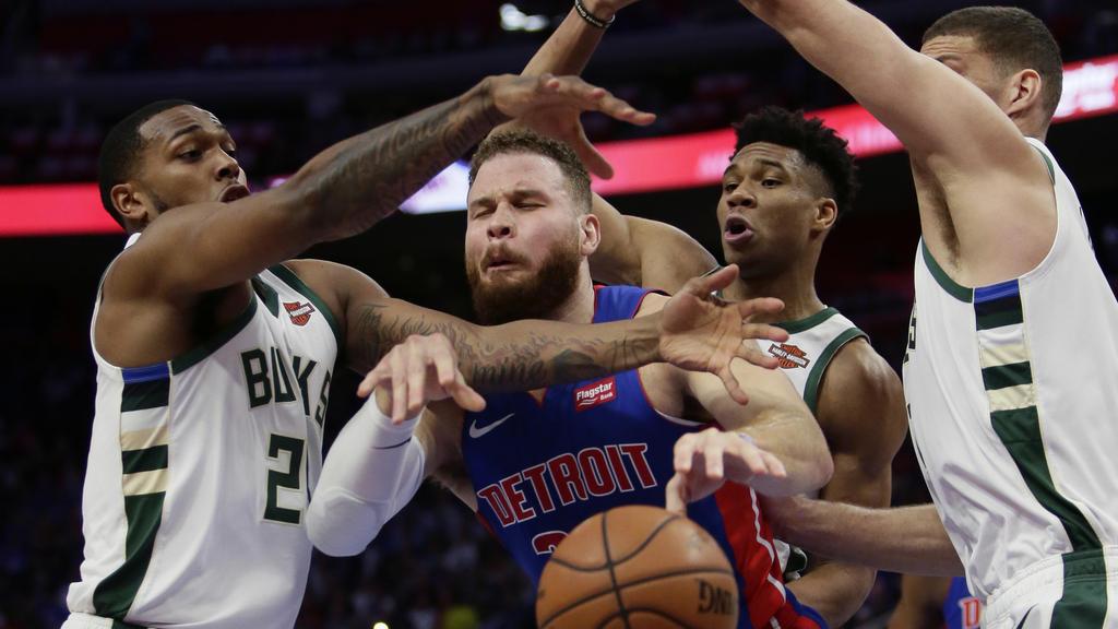 Milwaukee Bucks geben sich in den NBA-Playoffs keine Größe