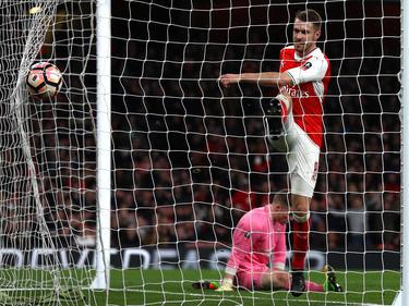 Arsenal hat sich mit dem Sieg im FA Cup zumindest vorläufig etwas Ruhe verschafft