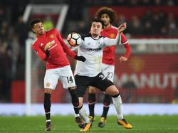FA-Cup: United schlägt Derby