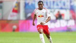 Ademola Lookman läuft demnächst wohl wieder im Leipzig-Trikot auf