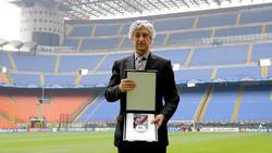 Gianni Rivera wurde mit dem AC Milan dreimal Meister