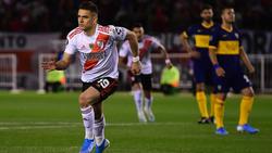 River Plate fue mejor en su cancha.