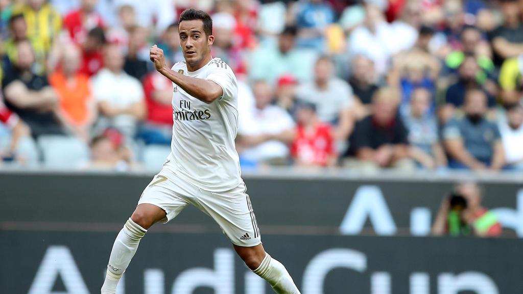 Lucas Vázquez von Real Madrid soll in den Fokus des FC Bayern geraten sein