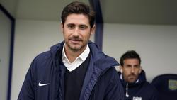 Málagas Coach Víctor Sánchez bestimmt derzeit die Boulevard-Schlagzeilen in Spanien