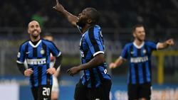 Lukaku per Doppelpack schießt Inter wieder an die Spitze