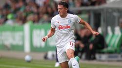Fabian Reese trifft am Sonntag mit Kiel auf den FC Schalke 04