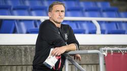 Stefan Kuntz und das DFB-Team stehen schon im zweiten Spiel unter Druck