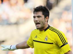 Adán - Die Nummer 2 hinter Casillas