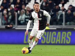 Juventus fordert die Roma