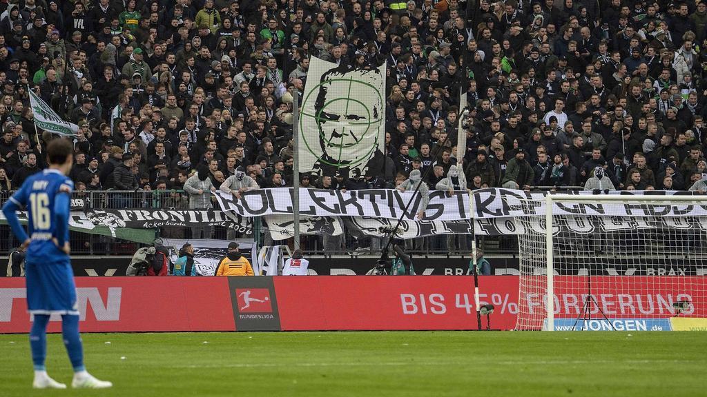 Gladbach will bei erneuten Entgleisungen der Fans drastisch reagieren