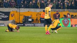 Dynamo Dresden hatte mit einem Einspruch keinen Erfolg