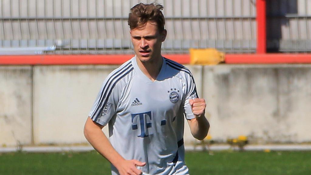 Joshua Kimmich und der FC Bayern sind Bereit für den Re-Start in der Bundesliga