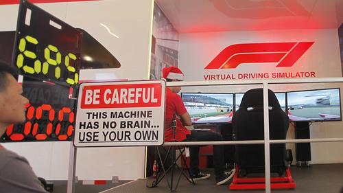Die virtuellen Rennen begeisterten 2020 zahlreiche Formel-1-Fans