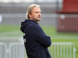 Markus Schopp wird auch in der kommenden Saison bei Hartberg das Sagen haben