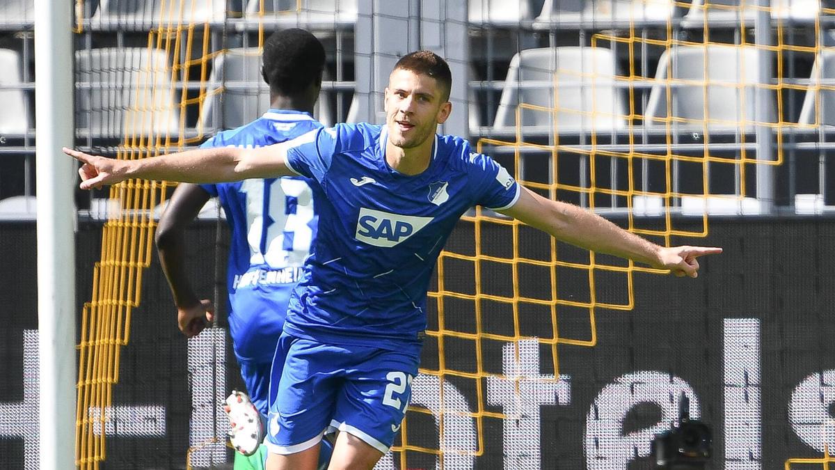 Schoss Hoffenheim mit seinen vier Toren beim BVB direkt in die Europa League: Andrej Kramaric