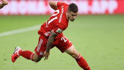 Bleibt Lucas Hernández beim FC Bayern?