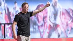 Julian Nagelsmann startet mit seinen Leipzigern schon bald wieder ins Training
