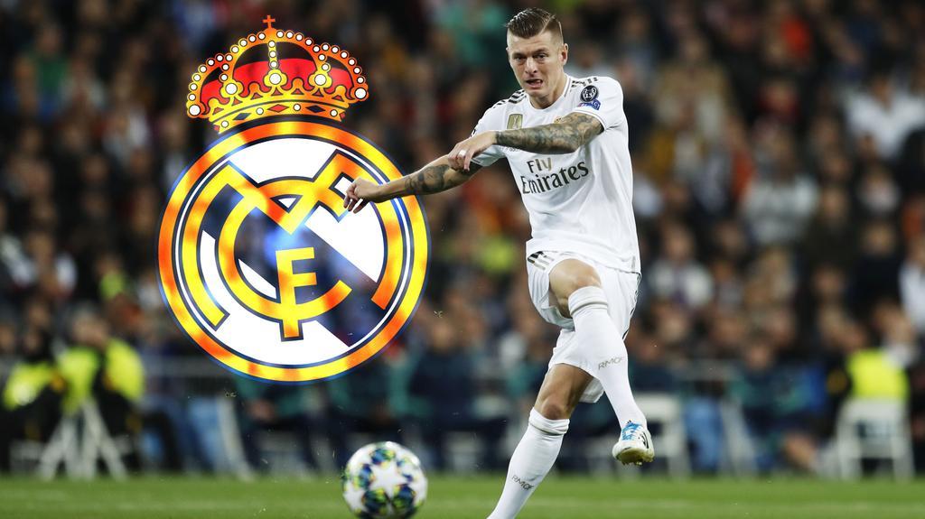 Toni Kroos ist wieder Taktgeber bei Real Madrid