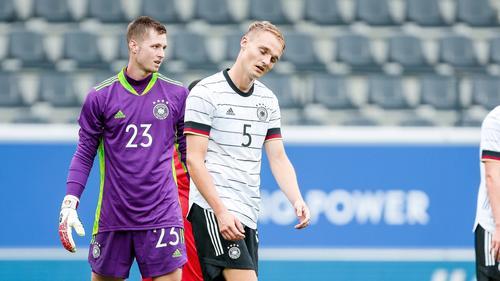 Deutsche U21 geht in Belgien unter