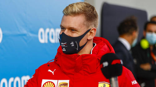 Künftig in der Formel 1 unterwegs: Mick Schumacher