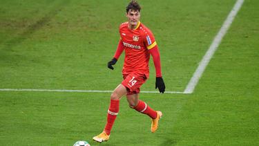 Patrik Schick wechselte im Sommer zu Bayer Leverkusen