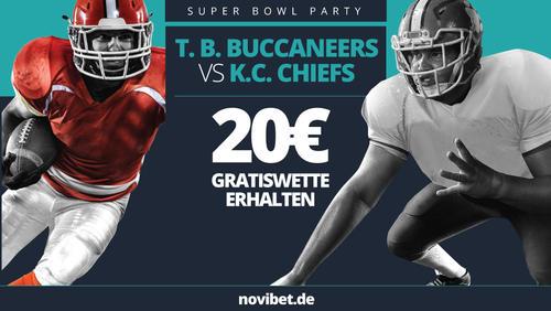 In der Nacht von Sonntag auf Montag findet der Super Bowl statt