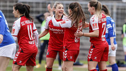 Freiburg steht im Pokal-Halbfinale